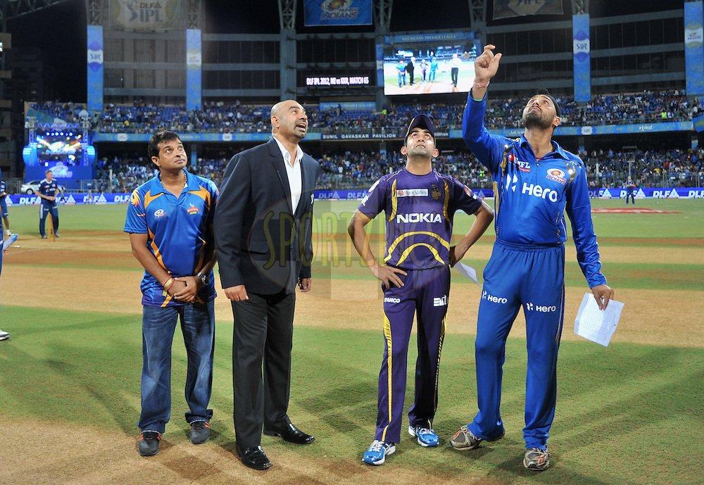 IPL 2012 Match 65 MI v KKR