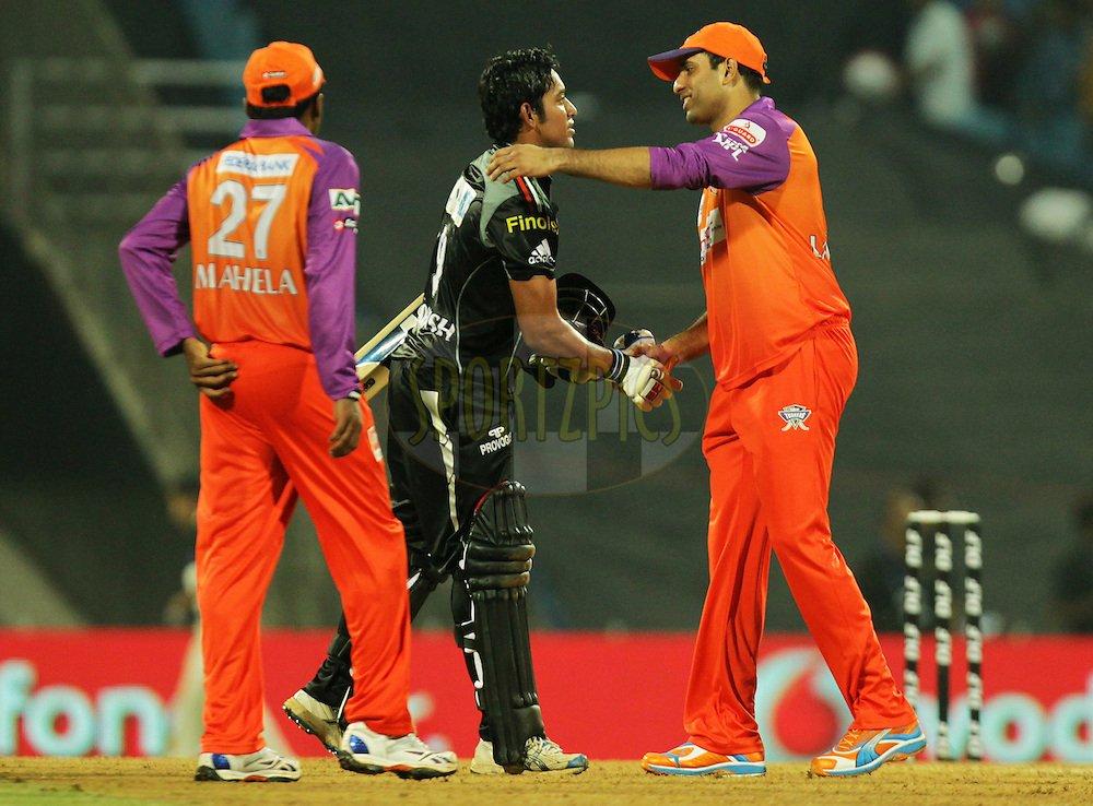 IPL Match 10 Pune Warriors v Kochi Tuskers